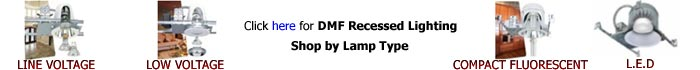 DMF Recessed Lighting By Size