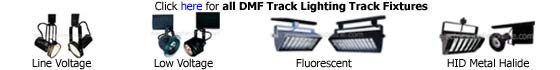 DMF Track Lighting Track Fixtures