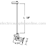ET558 12 inch extension specs