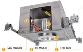 Electricsuppliesonline halo led recessed lighting halo led recessed lighting aloadofball Gallery
