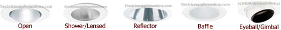 Juno Recessed 5 inch Line Voltage Trim