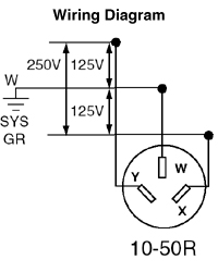 nema l6 30r wire diagrams