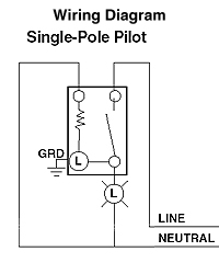 lighted switch wiring diagram wiring diagram and hernes lighted switch wiring diagram electronic circuit