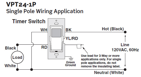 leviton timer wiring diagram wiring diagram and schematic design 1453 wcp installing