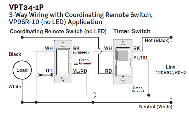 Leviton Decora Timer Wiring Diagram - Trusted Wiring Diagram •