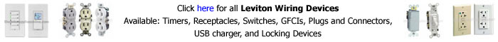 Leviton Wiring Devices