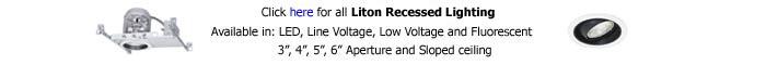 Liton Recessed Lighting