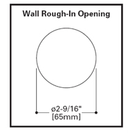 Lumiere Step Lighting Zuma 1204 Wall Opening Dimensions