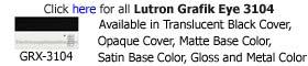 Lutron Grafik Eye GRX-3104