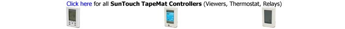 SunTouch TapeMat Controller