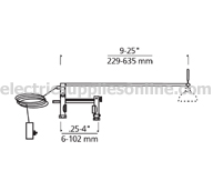CP1 Clamp-On Dimensions